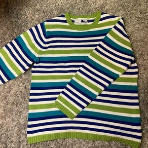 Kim Rogers sweater (XL but fits more like a M)